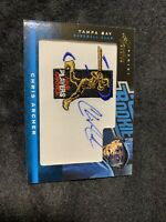 Chris Archer 2012 Panini Signature Series Rated Rookie Patch Auto RC 61/99 Rays