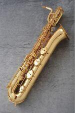 YAMAHA YBS-62 II YBS62II baritone saxophone sax w/ case mouthpiece professional