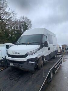 iveco daily Mk7 Engine,Full Van Breaking