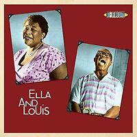 Ella and Louis Ella Fitzgerald Louis Armstrong 180g Vinyl LP Record