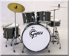 GRETSCH Miniature DrumSet Drum set ( for display only )