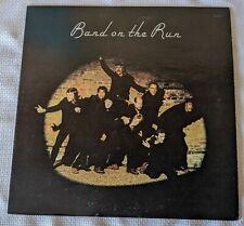 "Paul McCartney & Wings ""Band on the Run"" 1976 reissue Capitol (SQ3415) LP vinyl"