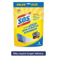 S.O.S. Non-Scratch Soap Scrubbers - 10005