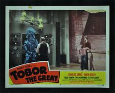 TOBOR THE GREAT ORIGINAL VINTAGE MOVIE POSTER LOBBY CARD #4
