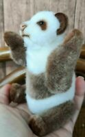 """OOAK Artist teddy bear panda  6"""""""
