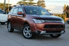 Mitsubishi Outlander Passenger Vehicles