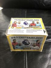 Panini Tabloid Premier League Sticker Collection - Full Box of 50 Packs RRP £35