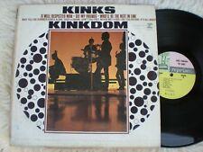 The Kinks lp Kinkdom Reprise 6184 Mono Original Tri-Color Steamboat