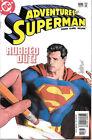The Adventures of Superman Comic Book #630 DC Comics 2004 NEAR MINT NEW UNREAD