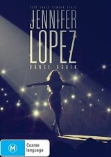 JENNIFER LOPEZ - Dance Again DVD TV MOVIE DOCUMENTARY MUSIC BRAND NEW R4