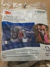 3M 6300 Large Half Facepiece Reusable Respirator New 07026
