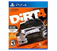 DiRT 4 - Day One Edition - PlayStation 4