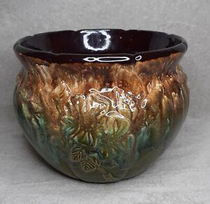 Vintage Roseville RRP Jardiniere/Planter 9 Inch Roseville Pottery #421