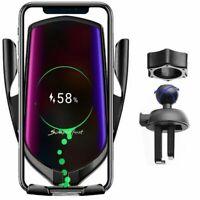 Wireless Charger Quick Charge mit Sensor für Samsung Galaxy S20 Plus & Ultra