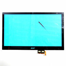 "NEW 15.6"" TOUCH SCREEN DIGITIZER GLASS FOR ACER ASPIRE V5-571P LAPTOP UK"