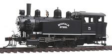 Escala H0 - Locomotora de Vapor Porter 0-6-0T Midvale Steel con DCC-52102 Neu