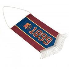 FC Barcelona Pennant Established 1899 Official Football Club Crest Barca FCB New