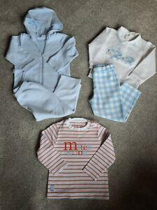 Baby Toddler Boys 18-24 Months Designer Bundle Boutique Mitch, Babidu, EMC