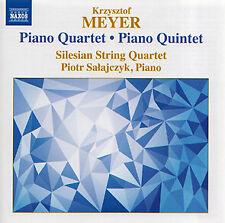 Krzysztof Meyer: Piano Quartet Op. 112 - Piano New CD
