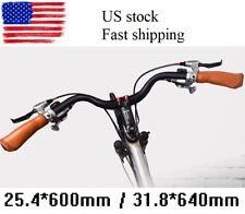 Riser Bar 25.4*600mm 31.8*640 Handlebar Aluminum Classic Cruiser Road city Bike
