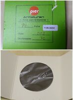 PIER Armaturen Pb-Folie D= 72 mm x 0,03 mm Dicke aus Blei Pb 1 Stk