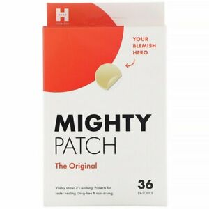 Hero Cosmetics, Mighty Patch, The Original, 36 Patches ~ Blemish Patches