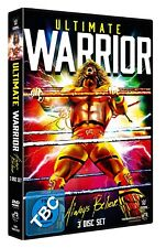 ULTIMATE WARRIOR - ALWAYS BELIEVE 3 DVD NEU