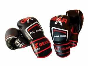 Boxing Gloves MMA Punching Bag Sparring Kick Boxing Muay Thai Training