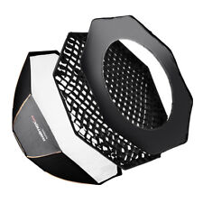 walimex pro Octagon Softbox PLUS Orange Line Ø150cm Elinchrom