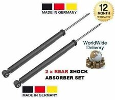FOR VOLKSWAGEN VW BORA 1998-2005 2x REAR LEFT + RIGHT SHOCK STRUT ABSORBER
