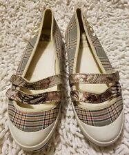 DC Women's Highland Shoes Trainers  US 7W EU 38W 381796 Shoes
