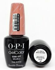 Gelcolor Soak-off Nail Polish - ICELAND Fall Collection - Pick Any Color 0.5oz