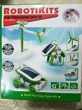 RobotiKits - 6 in 1 Educational Solar Kit