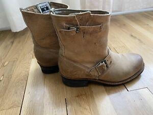 frye boots 8.5 womens
