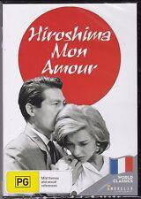 HIROSHIMA MON AMOUR -  Emmanuelle Riva, Eiji Okada, Stella Dassas  - DVD