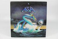 Asia Self-Titled Geffen Records 1982 33 RPM Vinyl Record Album