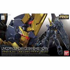 Bandai Gundam UC 02 Banshee Norn Premium Unicorn Mode Box RG 1/144 Model Kit USA