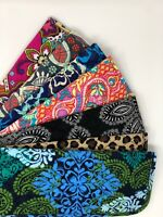 New With Tags Vera Bradley Curling & Flat Iron Cover Travel Bag - Choose color