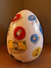 VINTAGE POTTERY EGG SHAPED MONEY BANK / MONEY BOX - RINGTONS, 2 AVAILABLE