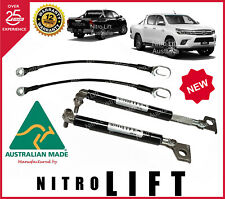 Fit Toyota Hilux SR5 Rear Tail gate Slow Down & Easy Up Gas Strut Kit