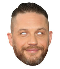 Tom Hardy 2D Single 2D Card Party Face Mask