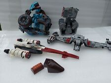 Lego Star Wars Other Vehicles LOT Mixed Parts Pieces
