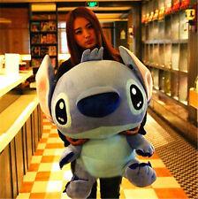 "65cm Disney Stitch ""Experiment 626"" Lilo Stuffed Soft Plush Doll Kid Child Toy"
