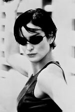 Carrie-Anne Moss In Sunglasses The Matrix 11x17 Mini Poster
