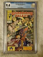 Guardians of the Galaxy #1 cgc 9.4 (Jun 1990, Marvel)