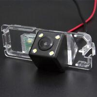 Auto Rückfahrkamera Kamera 4 LED für VW New Beetle Passat CC Polo Jetta Golf 3 4
