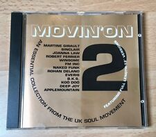 Movin' On 2 Various - CD - Compilation