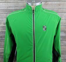 FJ Footjoy Golf Tour Collection Mens Jacket Soft Shell Full Zip Size Medium