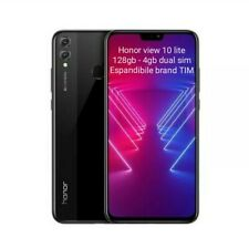 Honor View 10 Lite - 128GB - Nero (Sbloccato) (Dual SIM)