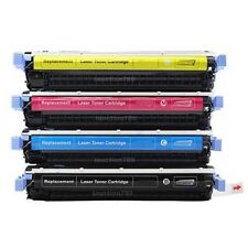 4x Generic c9730A c9731A c9732A c9733A Toner for HP Color LaserJet 5500 5550